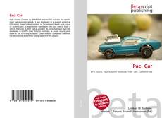 Bookcover of Pac- Car