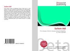 Bookcover of Sailom Adi