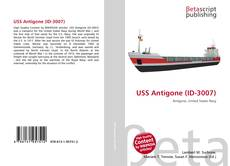 Bookcover of USS Antigone (ID-3007)