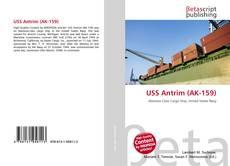 Обложка USS Antrim (AK-159)
