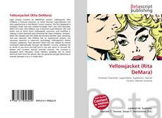 Bookcover of Yellowjacket (Rita DeMara)