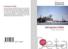 Buchcover von USS Apache (1889)