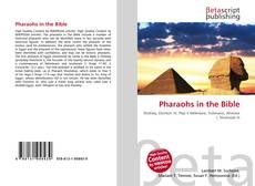 Bookcover of Pharaohs in the Bible
