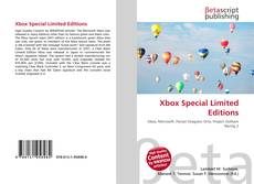 Xbox Special Limited Editions的封面