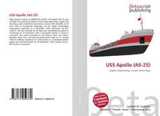 Обложка USS Apollo (AS-25)