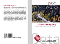 Bookcover of Yellowknife Highway