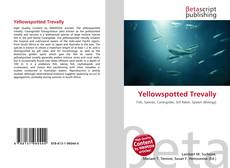 Обложка Yellowspotted Trevally