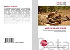 Обложка Aegypius occipitalis
