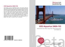 Capa do livro de USS Aquarius (AKA-16)