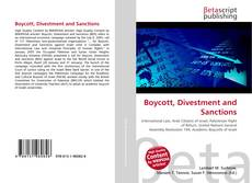 Couverture de Boycott, Divestment and Sanctions