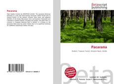 Bookcover of Pacarana