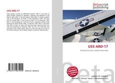 Portada del libro de USS ARD-17