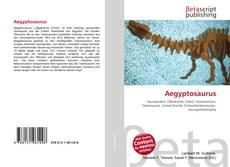 Обложка Aegyptosaurus