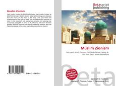 Bookcover of Muslim Zionism