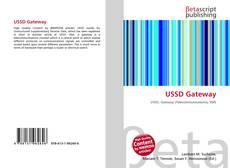 USSD Gateway kitap kapağı