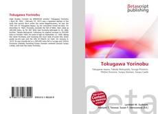 Tokugawa Yorinobu kitap kapağı
