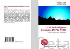 Capa do livro de USSR Anti-Religious Campaign (1970s–1990)
