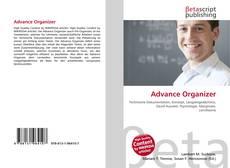 Bookcover of Advance Organizer