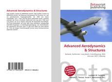 Borítókép a  Advanced Aerodynamics & Structures - hoz