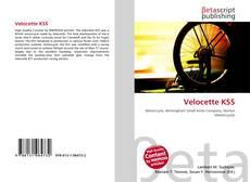 Bookcover of Velocette KSS