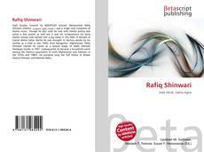 Bookcover of Rafiq Shinwari