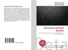 Capa do livro de Pneumatic Artificial Muscles