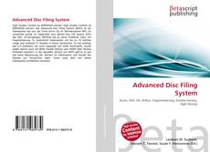 Advanced Disc Filing System kitap kapağı