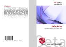 Bookcover of Rafiq Jaber