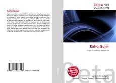 Bookcover of Rafiq Gujar
