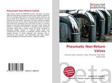 Copertina di Pneumatic Non-Return Valves