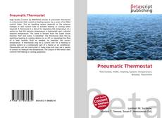 Bookcover of Pneumatic Thermostat