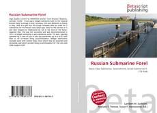 Borítókép a  Russian Submarine Forel - hoz