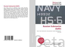Bookcover of Russian Submarine Delfin