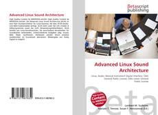 Bookcover of Advanced Linux Sound Architecture