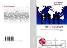 Bookcover of Offset Agreement