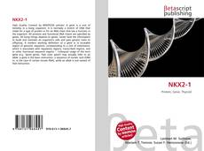 Bookcover of NKX2-1