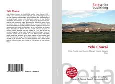 Portada del libro de Yelü Chucai