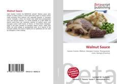 Bookcover of Walnut Sauce