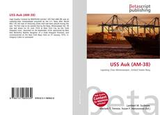 Обложка USS Auk (AM-38)