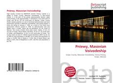 Portada del libro de Pniewy, Masovian Voivodeship