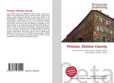 Bookcover of Pniewo, Złotów County