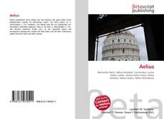 Bookcover of Aelius