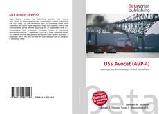 Обложка USS Avocet (AVP-4)
