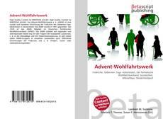 Capa do livro de Advent-Wohlfahrtswerk