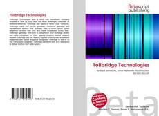 Bookcover of Tollbridge Technologies