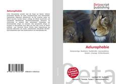 Buchcover von Aelurophobie