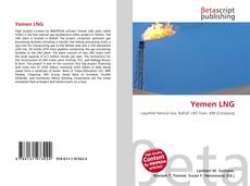 Bookcover of Yemen LNG