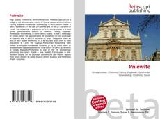 Bookcover of Pniewite