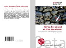 Copertina di Yemen Scouts and Guides Association