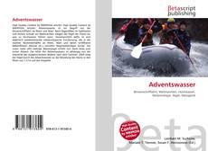 Adventswasser kitap kapağı